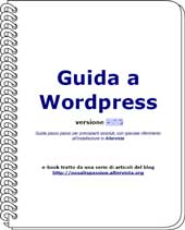 Guida a WordPress per principianti (pdf)