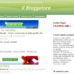 """Più visibilità al tuo blog? Iscriviti a """"Il Bloggatore"""""""