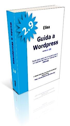 Guida a WordPress per principianti, ebook pdf gratuito