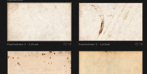 textures carta spiegazzata
