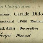 Ebook sulla classificazione dei font by JustCreativeDesign