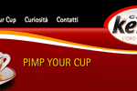 Concorso per creativi 'Pimp your cup' 2010