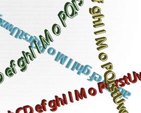 formati dei font