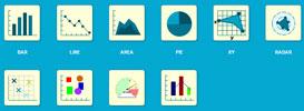 vari strumenti per creare grafici online