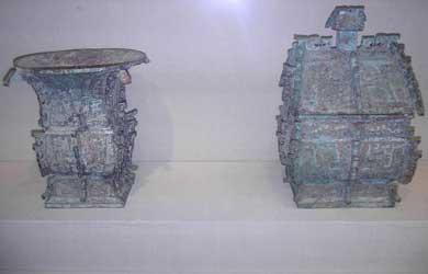 vasi di bronzo