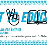 Concorso Poster for Tomorrow 2011 sul diritto all'istruzione