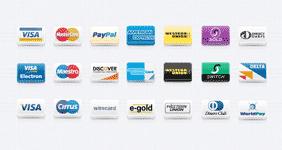 icone carte di credito gratuite in png e psd