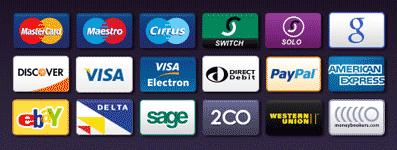 carte di credito icone gratuite