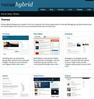 Wordpress temi gratuiti themehybrid