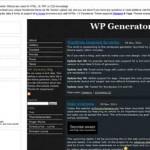 Generatori di temi WordPress: fai da te il tuo tema